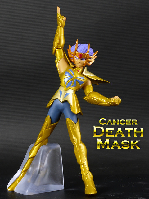 Cancer- Death Mask