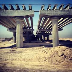 Bridge Building, Iraq