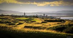 St Andrews (Timo Leppäharju) Tags: st golf landscape scotland andrews course skotlanti