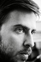 HEY BOY (Tiziana Bel) Tags: portrait bw man nikon uomo nikkor bianco ritratto nero viso d7100 ritrattoo