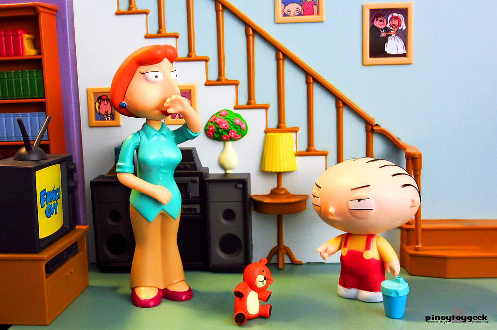 Family Guy Toys Toywiz : The world s best photos of loisgriffin flickr hive mind