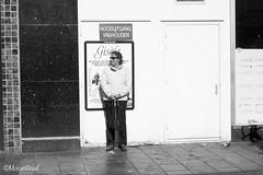 image (Pieter van de Ruit) Tags: street people urban bw holland netherlands amsterdam zwartwit nederland streetphotography streetshot candit straatfotografie straatfoto mokumgraaf
