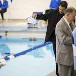 """<b>Aquatic Center Dedication of Service_100413_0030</b><br/> Photo by Zachary S. Stottler Luther College '15  <a href=""""http://farm3.static.flickr.com/2882/10095686173_6020107031_o.jpg"""" title=""""High res"""">∝</a>"""