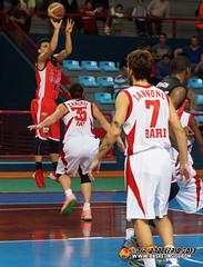 Alibegovic al tiro (BasketInside.com) Tags: cus bari puglia dinamica generali mantova stings