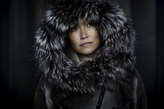 Great Greenland 14 (@ilovegreenland) Tags: people fashion photoshoot great arctic commercial greenland inuit nuuk pioneering sealskin greenlander greatgreenland bymadspihl ilovegreenland limitedcommerciallicense begrænsetkommerciellicens