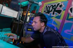 DJing 1