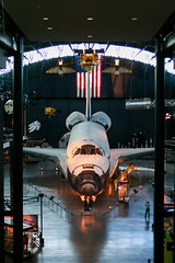 September 2013 - Space Shuttle Discovery (Keith_Beecham) Tags: usa virginia smithsonian unitedstates flight september nasa spaceship discovery spaceshuttle chantilly airandspacemuseum udvarhazy sts stevenfudvarhazycenter 2013