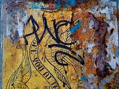 pentimento #2... (bruce grant) Tags: cartazes rasgados