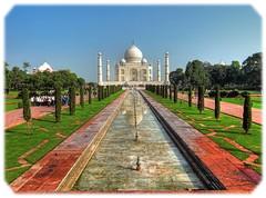 Agra IND - Taj Mahal 09