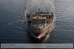 Ramform Challenger (fotoalfi) Tags: offshore research survey pgs ramformchallenger