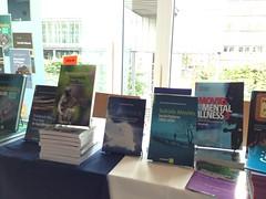 """Med najnovejšimi knjigami s področja suicidologije smo opazili tudi knjigo prof. De Lea z naslovom Prelomnice, neobičajno popotovanje v globine samomora • <a style=""""font-size:0.8em;"""" href=""""http://www.flickr.com/photos/102235479@N03/11656793465/"""" target=""""_blank"""">View on Flickr</a>"""