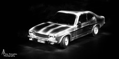 019 - 365 (19-01-14) Ford Capri (Alan Rampton) Tags: lightpainting ford scale car capri model january 365 derelict day19 19th 143 2014