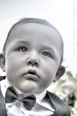 Ian (Cuadros en Escala) Tags: boy portrait baby retrato infantil bebe nio nene