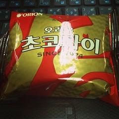 ของฝากจากเกาหลี ดีจัง ขอบคุณครับ