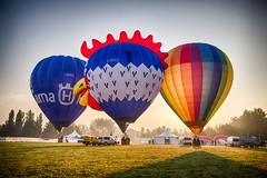Early Birds (MaxSkyMax) Tags: sky italy cars grass sunrise canon balloons tents italia day alba cielo giorno canonefs1585mmf3556isusm mygearandme mygearandmepremium mygearandmebronze mygearandmesilver mygearandmegold mygearandmeplatinum blinkagain