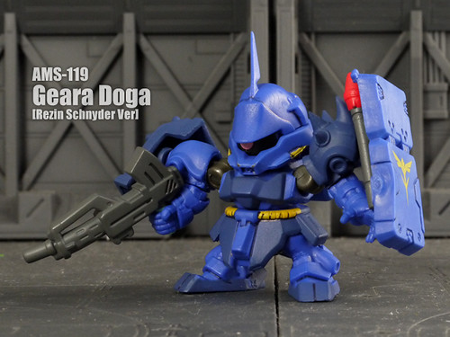 AMS-119 Geara Doga [Rezin Schnyder Ver]
