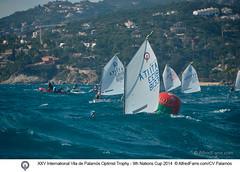 _AFB0738 (Alfred Farr) Tags: cup cat de sailing  girona vila international trophy catalunya optimist 9th nations 2014 palams palamos xxv alfredfarrecom optimst fotoalfredfarre {vision}:{outdoor}=0922 {vision}:{sky}=0555