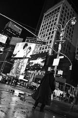 (elvirairanzo) Tags: street nyc night manhattan broadway timessquare elvirairanzo