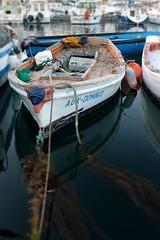 auxdomingo (maqumo) Tags: mar barcos guilas