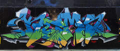 ACG (ALL CHROME) Tags: graffiti style nolife ironlak allchrome kems