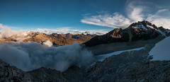 Vall glaciat Huayna potosi (faltimiras) Tags: trekking real climb la paz peak bolivia summit cordillera cima huayna cim potosi ascencio