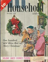 Household Magazine December 1956 (JeffCarter629) Tags: christmas christmaslights christmasideas christmaslightideas 1950schristmas vintagechristmas vintagechristmaslights vintage household