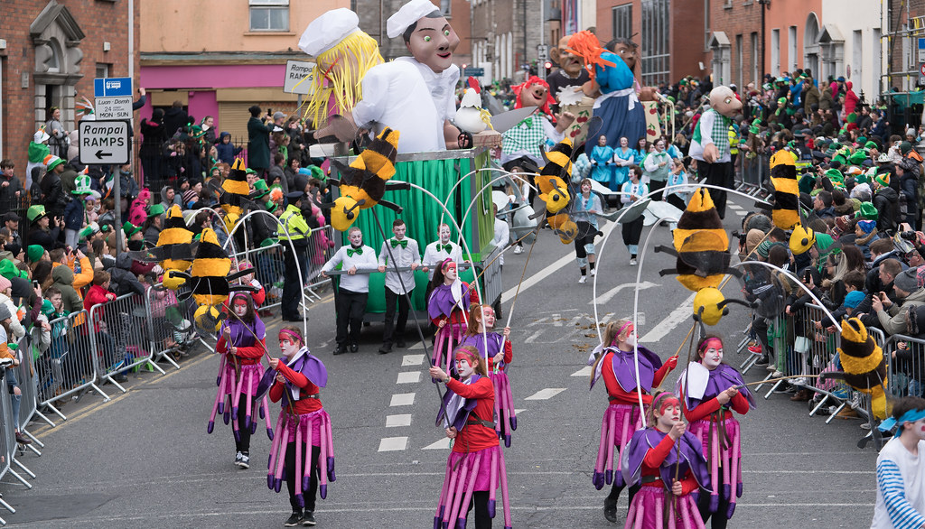 DOWTCHA PUPPETS FROM CORK [DUBLIN PATRICKS DAY PARADE 2017]-125996