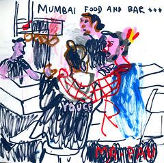 indian food (marin71) Tags: art sketch urbansketchers drawing oneweek100people2017