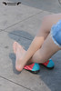 Candid feet from China (176) (Candid 100%) Tags: asian candid feet nylon pantyhose chinese china shoeplay dangling dipping toes soles foot shoes ballet flats high heels pumps sandals külotlu çorap ayak füsse strumpfhose калготкі чорапогащник pantis punčocháče strømpebukser sukkpüksid sukkahousut collants media calza καλσόν harisnyanadrág パンティーストッキング 팬티 스타킹 zeķbikses pėdkelnės جوراب شلواری rajstopy meiacalça ciorapi колготки унихоп pančucháče hlačne nogavice strumpbyxor קאָלגאָטקעס broekiekס