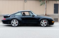 Porsche 911 Turbo (993TT) (cjcam) Tags: 993 spoiler flagship boost porsche buttonwillow mezger 911turbo luftgekuhlt flares nosubstitute turbo tail luftgekühlt aircooled awd widebody sportscar boxer classic heritage rearengined motorsport 911 turbolader 993tt