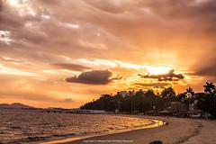 Sunset (Jeferson Felix D.) Tags: sunset sunrise sun sol por do pordosol amanhecer ceu sky orange canon eos 60d canoneos60d 18135mm rio de janeiro riodejaneiro brazil brasil photography fotografia photo foto camera