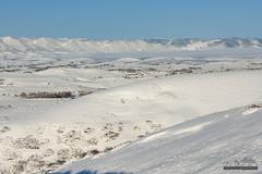 Snowy Sheridan Hills (kevin-palmer) Tags: april spring wyoming snow snowy nikond750 sunny sunshine morning bighornmountains sheridan fog hills tamron2470mmf28 white cold stratus