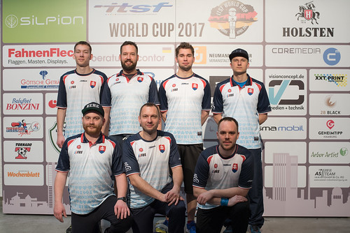Team Slovakia Men D1