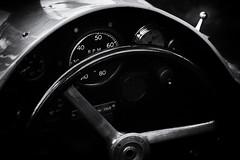 Austin Seven (Explore 15/04/17) (Alan McIntosh Photography) Tags: old vintage austin monochrome car toowoomba