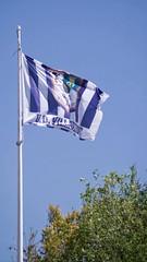 (M. Garre) Tags: udvillaverde football futbol soccer bandera villaverde