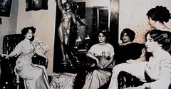 Ladies Of the Night (~ Lone Wadi ~) Tags: prostitutes brothel bordello retro 1910s unknown