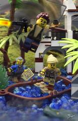 LEGO UNCHARTED (TJW Art) Tags: lego legophotography uncharted nathandrake naughtydog videogame ps4 ps3 playstation