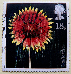 great stamp Great Britain 18p blanket flower (Kokardenblume, Gaillardia aristata, Гайлардия, ) timbre UK United Kingdom stamps England selo sello stamps GB stamp Great Britain GB England UK แสตมป์ บริเตนใหญ่ pulları İngiltere frimärken Storbritannien टिकट (stampolina, thx ! :)) Tags: markica antspaudai маркица pulları tem perangko timbru england gb greatbritain unitedkingdom uk commonwealth grosbritannien british briefmarken スタンプ postzegel zegel zegels марки टिकटों แสตมป์ znaczki 우표 frimærker frimärken frimerker 邮票 طوابع bollo francobollo francobolli bolli postes timbres sello sellos selo selos razítka γραμματόσημα blanketflower kokardenblume gaillardiaaristata гайлардия