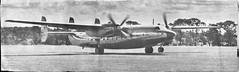 Turbo-prop 2-engined plane. Mystery solved (Brit 70013 fan) Tags: turboprop plane aeroplane airspeedambassador bea britisheuropeanairways