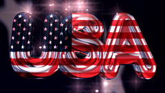 USA Flag Looping Animation (globalarchive) Tags: seamless electric pattern art dj experiment party blue power nation futuristic digital fantasy beautiful usa dream 3d states render creative energy awesome flag american amazing effects concept abstract animated broadcast looping virtual best red modern government united animation imagination cool geometric political fractal loop design applications america patriot presentation white