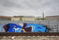 Bild (Herbalizer) Tags: bild graffiti vienna wien austria österreich wall wand trackside öbb wiener linien