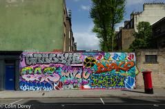 Portobello Road-3.jpg (Colin Dorey) Tags: postbox colvilleterrace graffiti streetart portobelloroad market streetmarket kensington northkensington rbkc london nottinghill spring 2017 april street road architecture