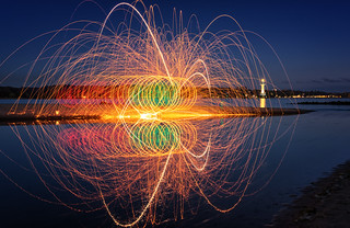 Steelwool fun I