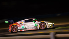 #57 Aschenbach-Bell-Davis StevensonMotorsports AudiR8LMS.GT3-11 (rickstratman26) Tags: stevenson motorsport motorsports canon racing race racecar racecars car cars imsa sebring international raceway audi r8 lms gt3 gtd sportscar sportscars panning night nighttime