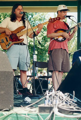 SF - Matapat 1 (rumimume) Tags: rumimume 90s owensound ontario canada kelsobeach photo music festival summerfolk performer outdoors people folk fun summer august weekend