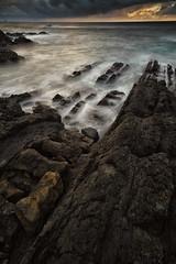 Bermeo coast (teredura58) Tags: bermeo cost rocas mar cantabrico amanecer alavvision sonyflickraward