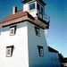 Fort Point Lighthouse at Liverpool, Nova Scotia