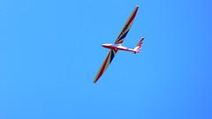20170325 Eyam_0046 Glider~PILATUS G-CHDA~Camphill (paul_slp5252) Tags: derbyshire pilatusgchda glider camphill