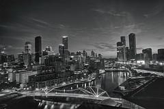 More Melbourne (radio4) Tags: yarrariver melbourne southwharf vic australia