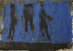 würden wir weiter wollen (raumoberbayern) Tags: abstract acryl acrylic black blau blue dina1 malerei painting paper papier robbbilder schwarz
